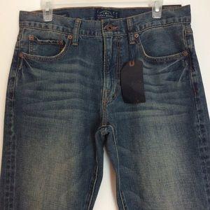 Lucky Brand 32 x 32 Men's Original Straight Jeans